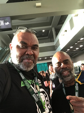 Freeway Ricky Ross and Cannabuzz Kev!