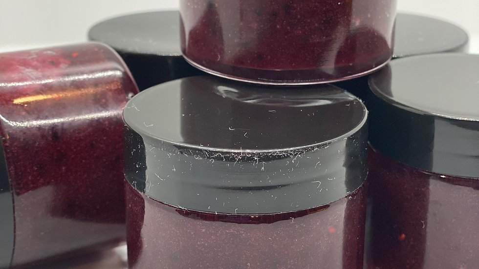 Mix Berry Lip Scrub