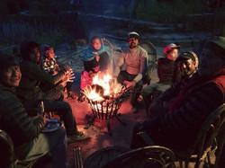 Fireside conversation