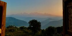 Dawn, Manaslu, 8th highest mountain