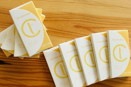 Terroir Golden Milk Mini Chocolate
