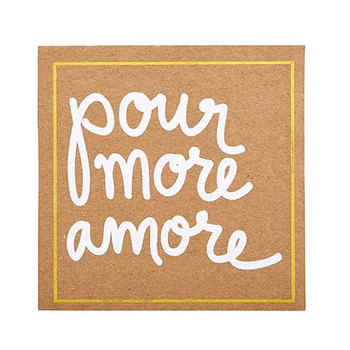 Pour More Coasters by Creative Brands