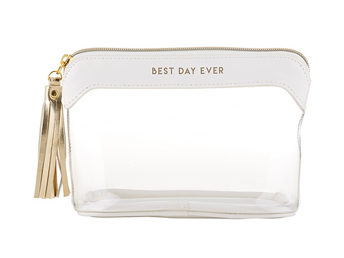 'Best Day Ever' Travel Pouch