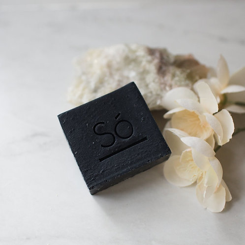 Só Luxury - Charcoal Cleansing Bar