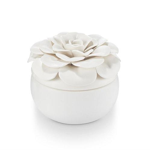 Illume Gardenia Flower Candle