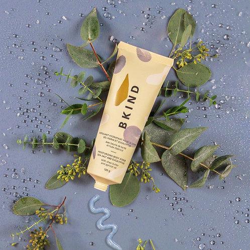 BKIND Sea Salt + Eucalyptus Body Scrub