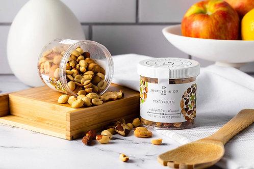 Jocelyn & Co Mixed Nuts