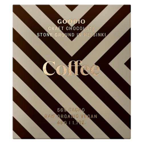 Goodio Organic Chocolate - Coffee