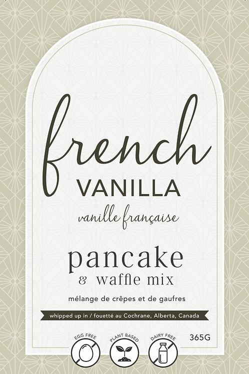 French Vanilla Pancake Mix by Lannie Rae Gourmet