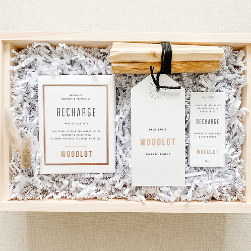 Recharge Gift Box