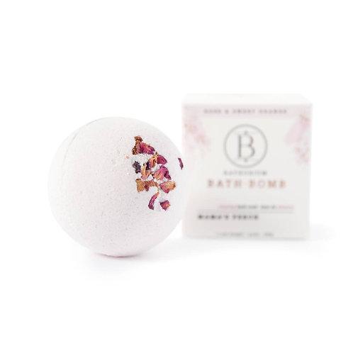 Rose + Orange Bathorium Bath Bomb