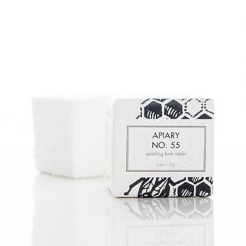 Apiary No. 55 Sparkling Bath Tablet