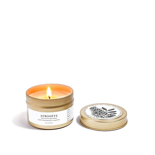 AIJA Aphrodite Organic Soy Candle
