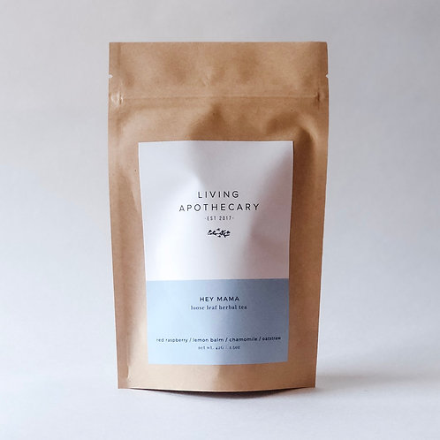 Living Apothecary - Hey Mama Tea Blend