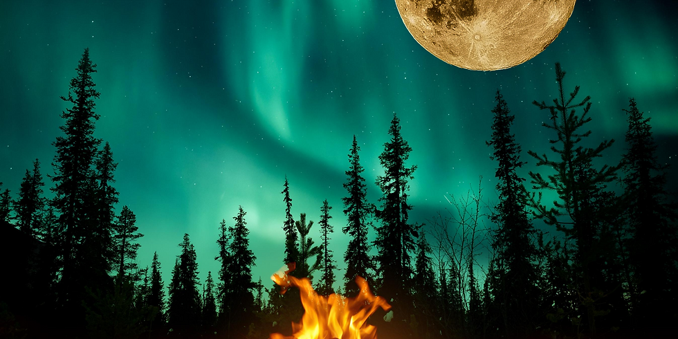 Full Moon + Cleansing Fire Ceremony