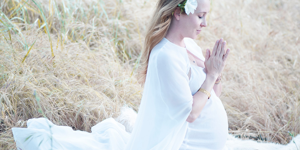 Khalsa Way Prenatal Yoga - 4 Week Series w/ Onkar