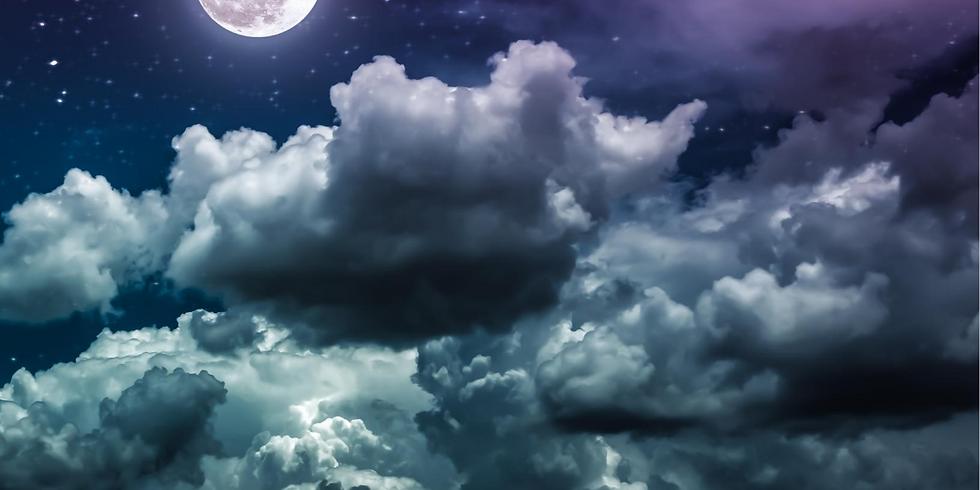 Full Moon Meditation w/ Reiki-Infused Sound Bath