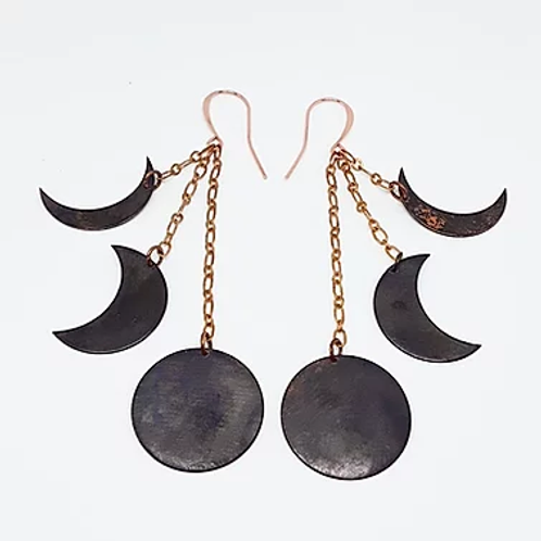 Daisy Metalworks - Lunar Phases