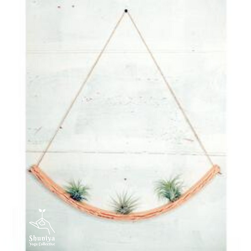 Wood Plant Hangers - U Bend
