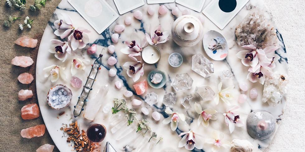 Aquarian Women's Circle -  a virtual gathering