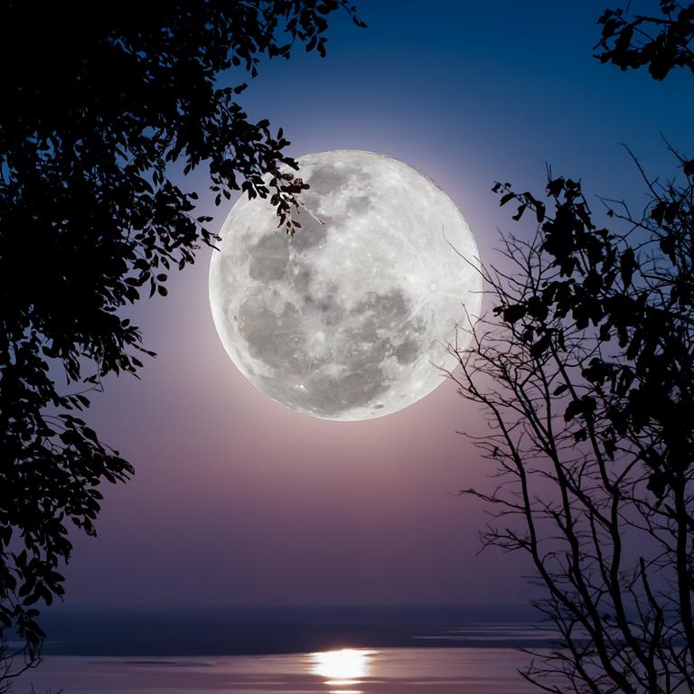 Full Moon Illumination
