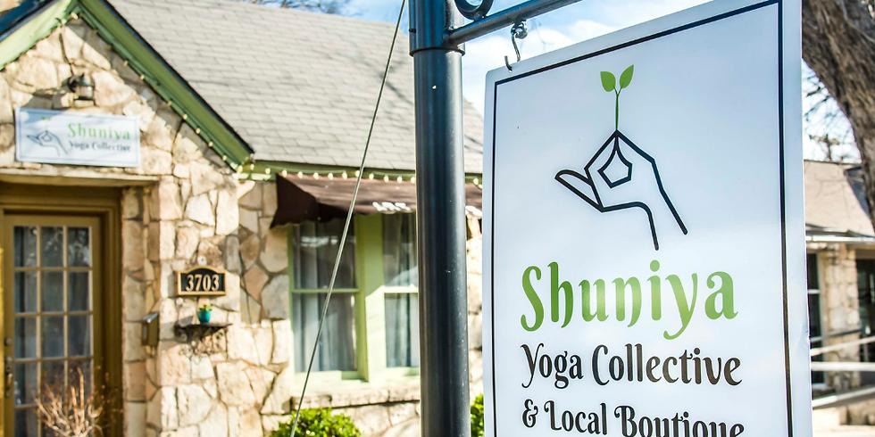 Shuniya's 1st Anniversary - Gratitude Gathering at-a-distance