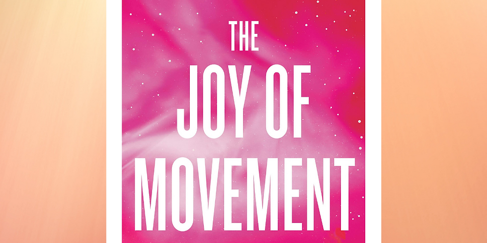 Book Club! The Joy of Movement by Kelly McGonigal
