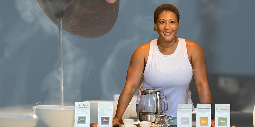 Focus the Senses: A Tea & Mindfulness Series