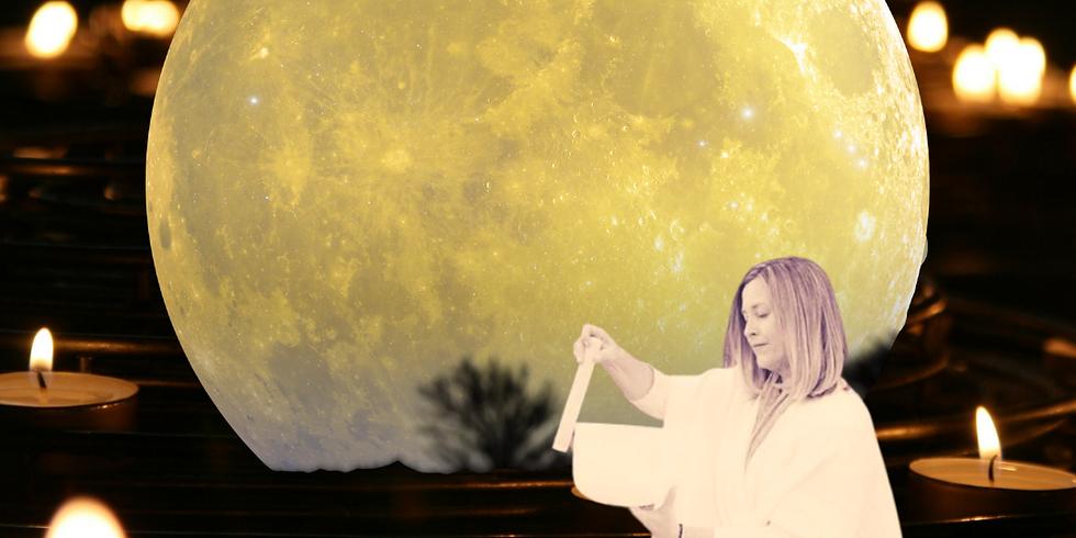 Full Moon Illumination + Candle Ceremony
