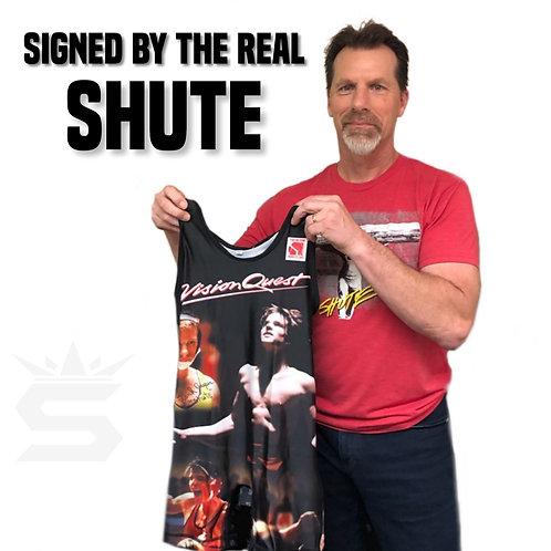Autographed Vision Quest Singlet