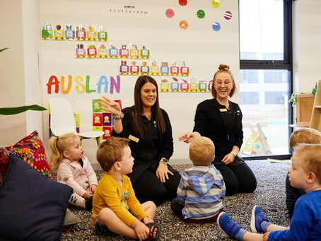 AUSLAN for Babies and Toddlers