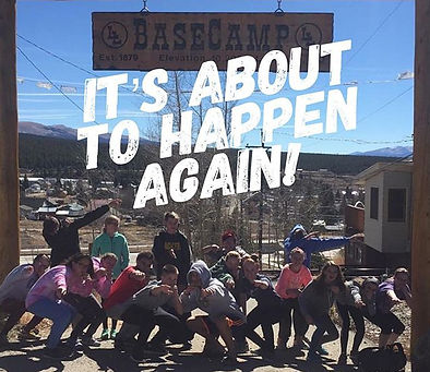 It's Leadville time, third retreat and g