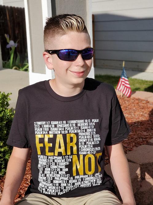 Fear Not Coronavirus Tshirt Fundraiser