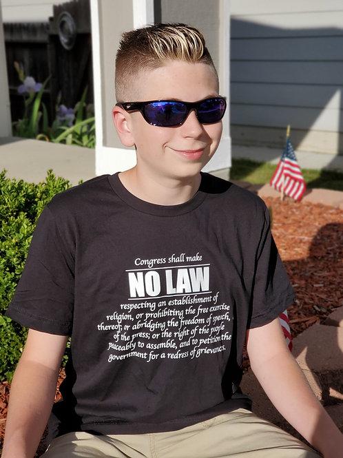 1st Amendment Coronavirus Tshirt Fundraiser