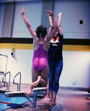 Diving Program at Full Armour Swim Team