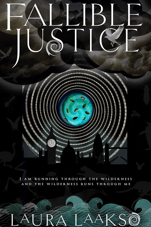 Fallible Justice by Laura Laakso - Wilde Investigations 1