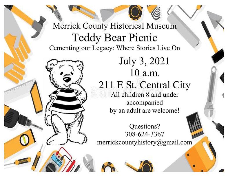 Library flier for Teddy Picinic 2021.jpg