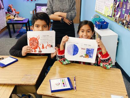 STEM THE ART at OCEAA - December