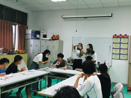 STEM THE ART in Taiwan: Yilan Special Education School!