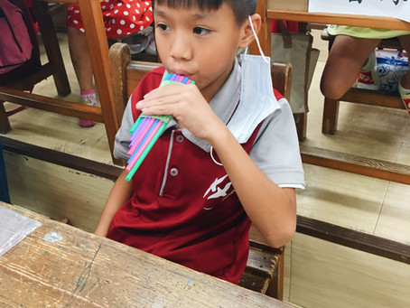 STEM THE ART in Taiwan: I-LAN Bei Cheng Elementary School!