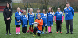 Under 11s Charity Football Festival