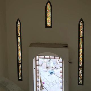 כפר אלערבאשה מבט על דלת הכניסה
