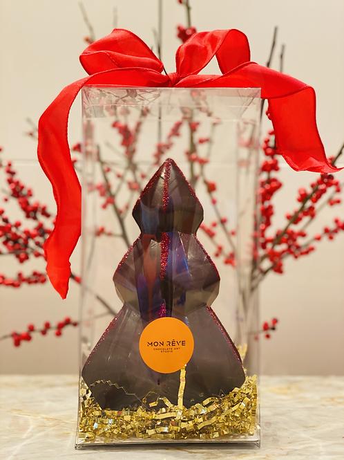 Artisanal Chocolate Christmas Tree