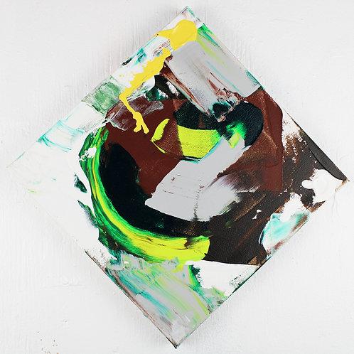 Untitled Original Acrylic Painting