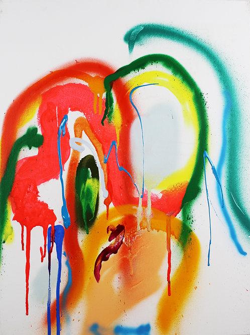 Potion Original Acrylic Painting
