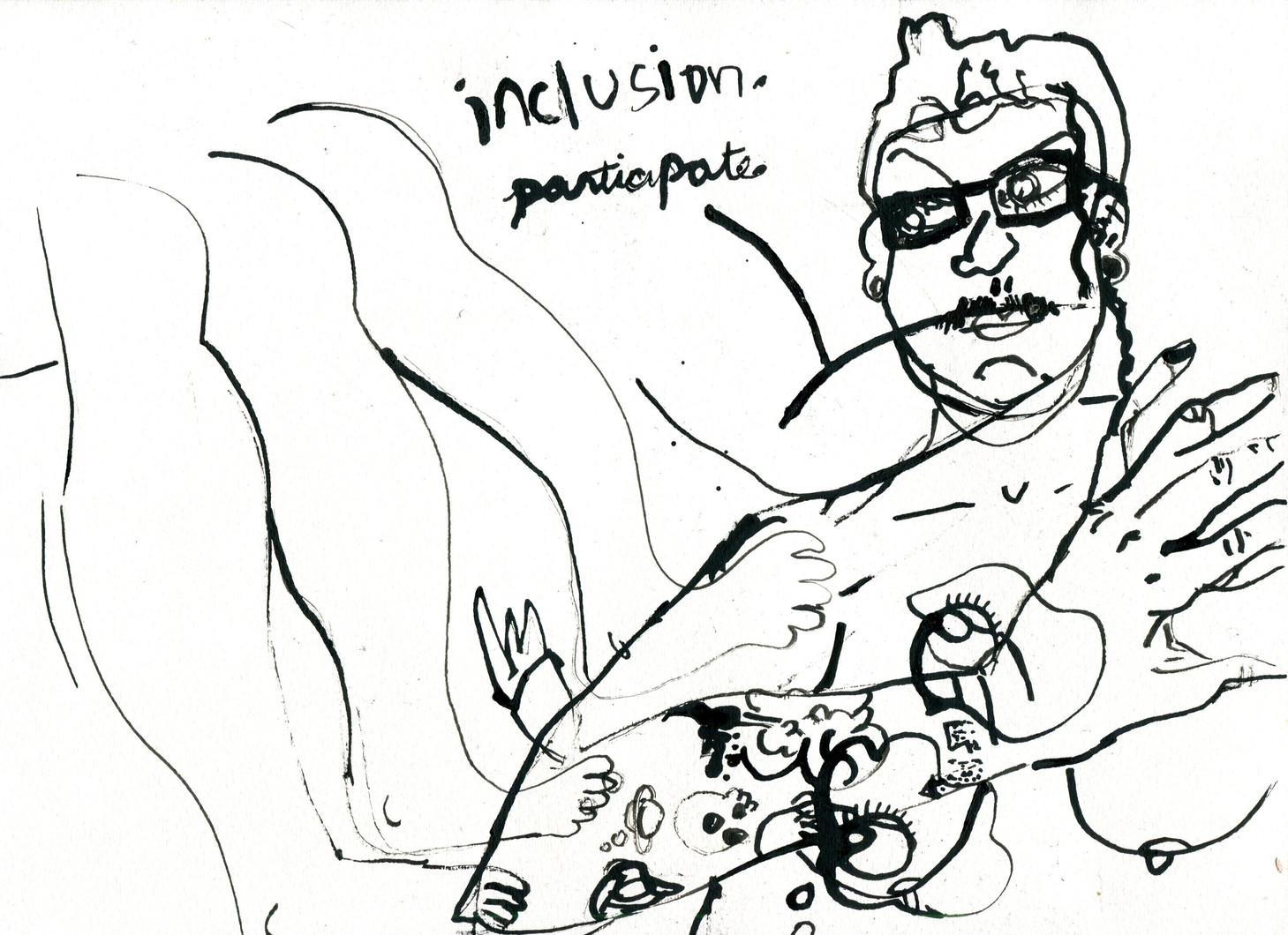 Inclusion. Participate