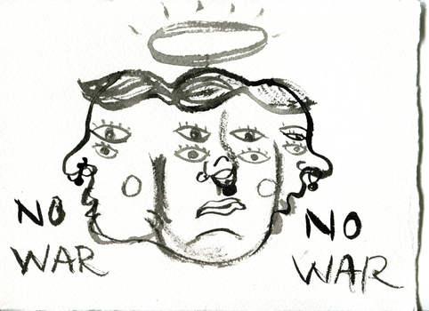 Anti-War Three Senses