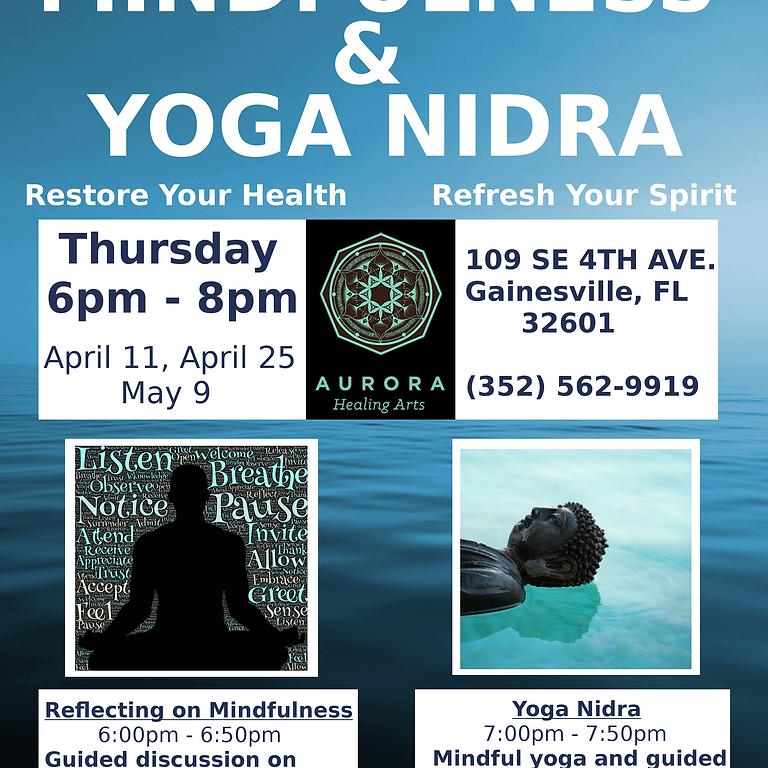 Yoga Nidra Meditation and Reflecting on Mindfulness (1)