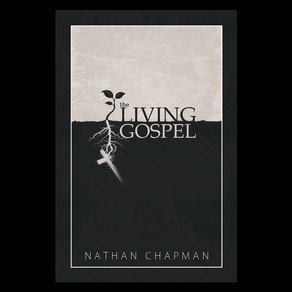 Living Gospel book cover