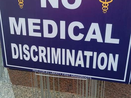 Vaccine Liberty & No Government Mandates